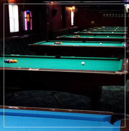 pool tables at VIP Billiards